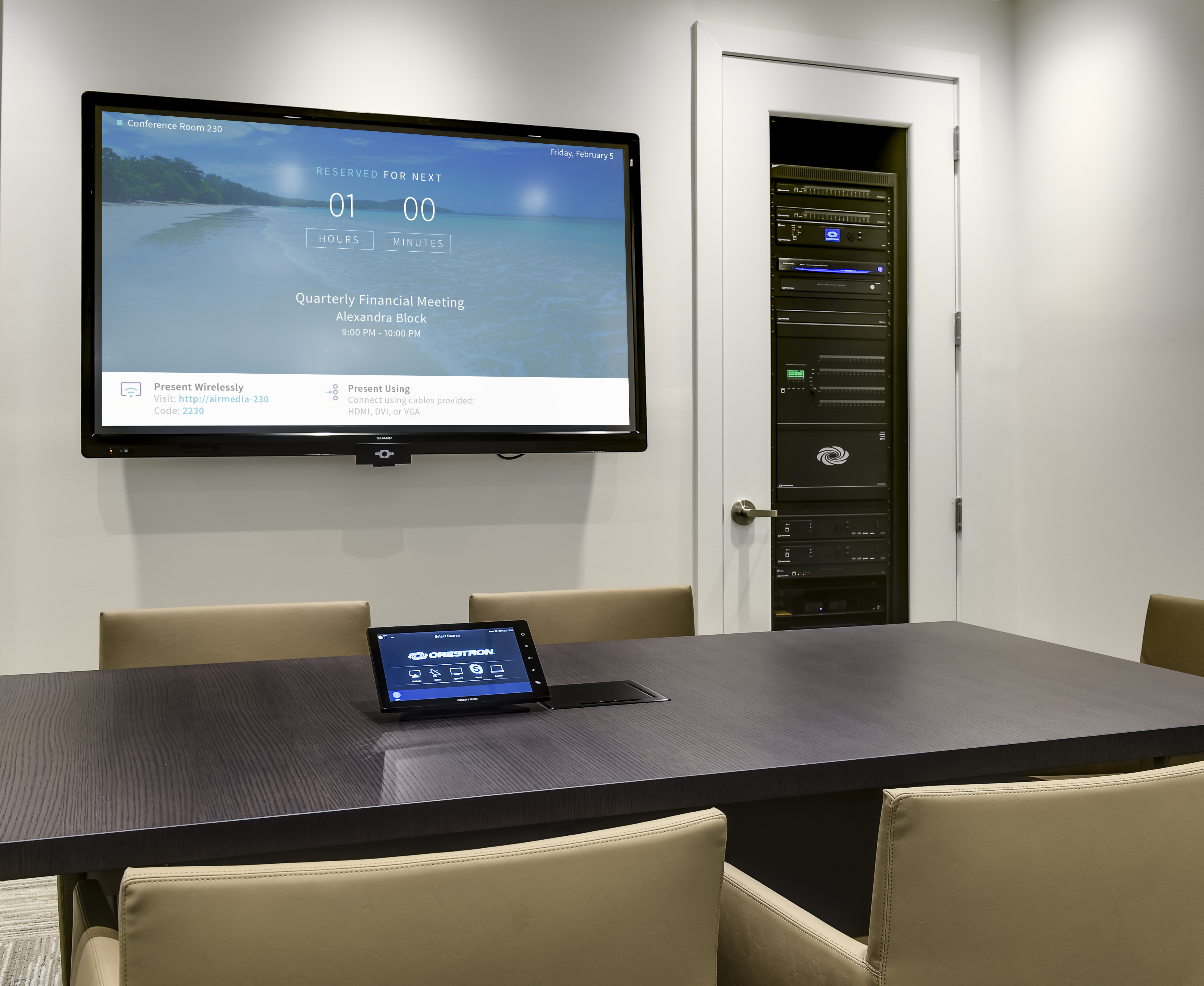 Meeting, Conference Room - Commercial Automation - Commercial Spaces - Audio Excellence