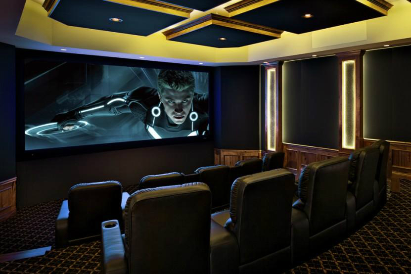 Home Theater - Smart Home Automation - Residential Spaces - Audio Excellence